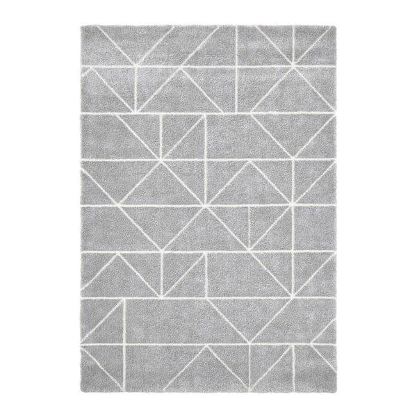 Světle šedý koberec Elle Decor Maniac Arles, 80 x 150 cm