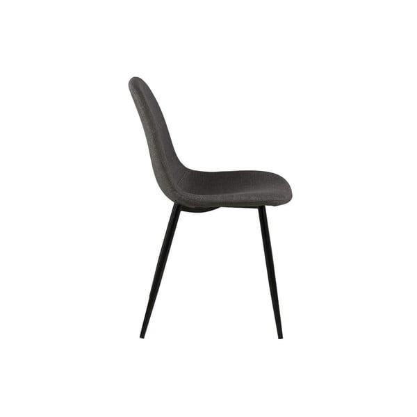 Jídelní židle Wilma, šedá