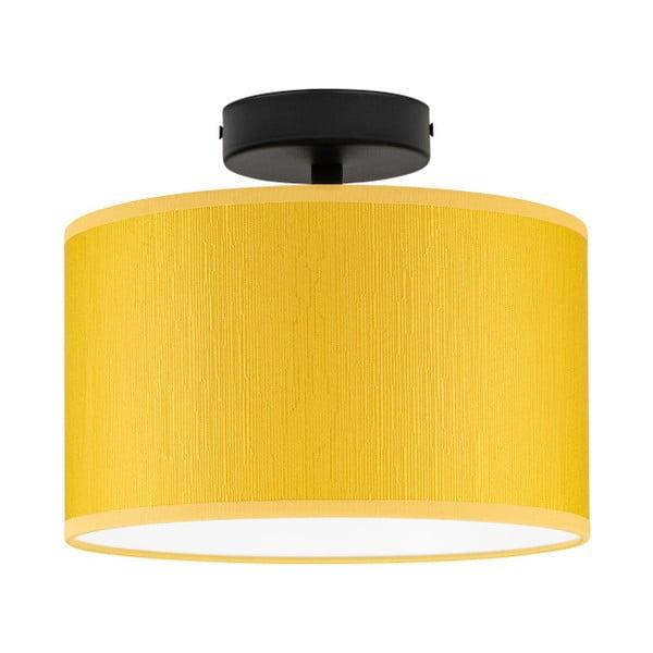 Doce sárga mennyezeti lámpa, ⌀ 25 cm - Bulb Attack