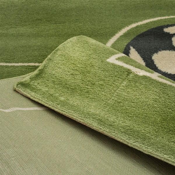 Dětský koberec Pinullo Football, 120 x 170 cm