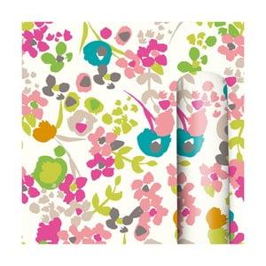 Květovaný balící papír Caroline Gardner