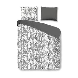 Bavlněné povlečení Muller Textiels Curls,200x200cm