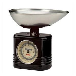 Kuchyňská váha Vintage Black