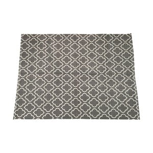 Šedý koberec Maiko Geometric,90x120cm