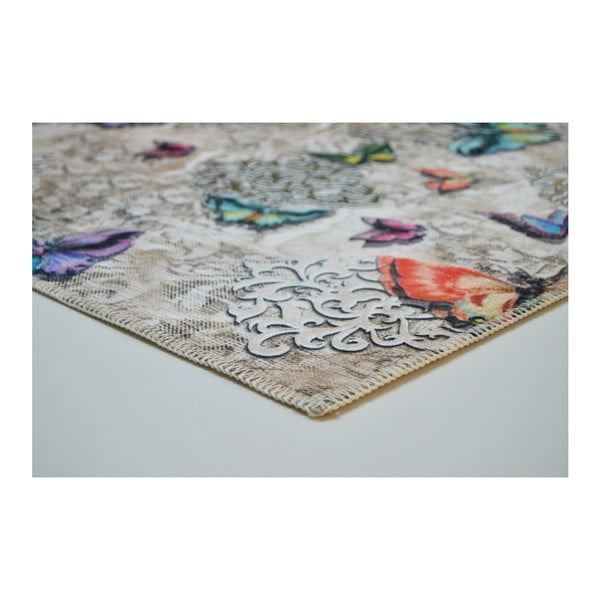 Odolný koberec Vitaus Mirto, 100 x 160 cm