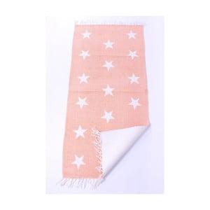Koberec La Finesse Stars Pink, 70x200 cm