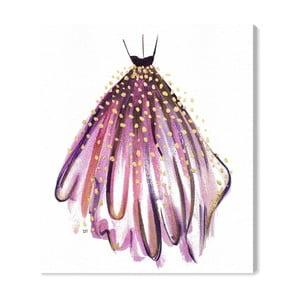 Obraz Oliver Gal Purple Magic, 35x40cm
