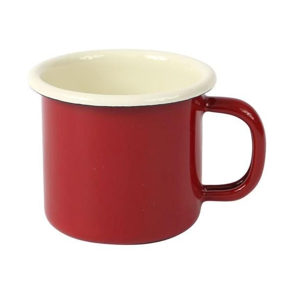 Kubek emaliowany do espresso Dexam Claret, 200ml