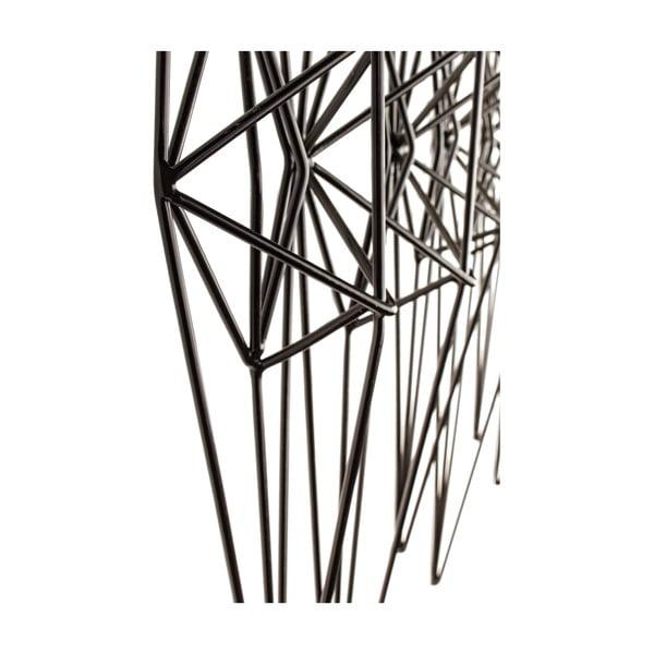 Nástěnná/závěsná dekorace Adamant, 70x62 cm