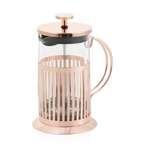 French press Brandani Rose Gold, 800 ml