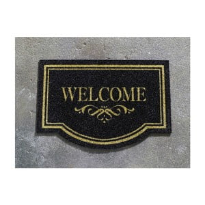 Rohožka Zala Living Welcome Home Black, 45 x 65 cm