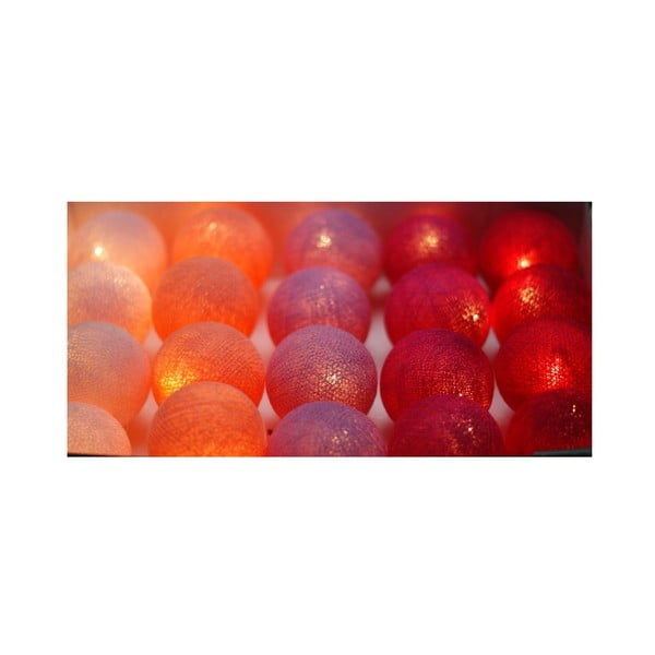 Pinks, 20 ks světýlek