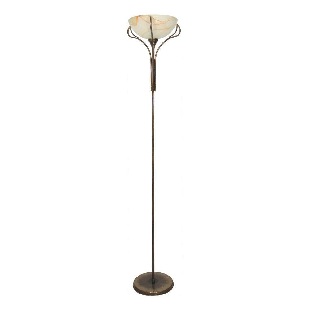 Volně stojící lampa Glimte Lotos, výška 166 cm