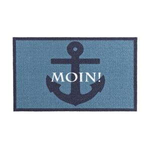 Modrá rohožka Hanse Home Design Moin, 50x70 cm