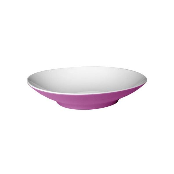Bol pentru supă Entity Violet, 22 cm