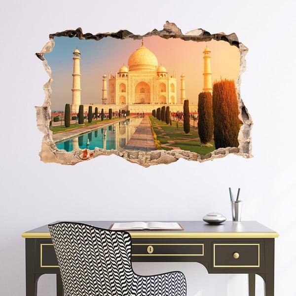 3D samolepka na stenu Ambiance Taj Mahal