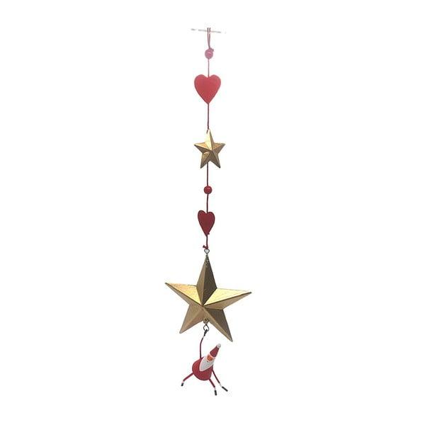 Vánoční dekorace G-Bork Santa under Star