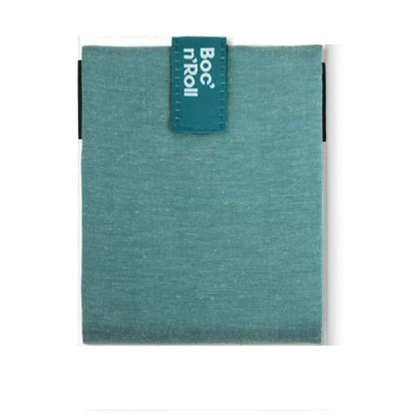 Svačinová kapsa Boc'n'Roll ECO, zelená