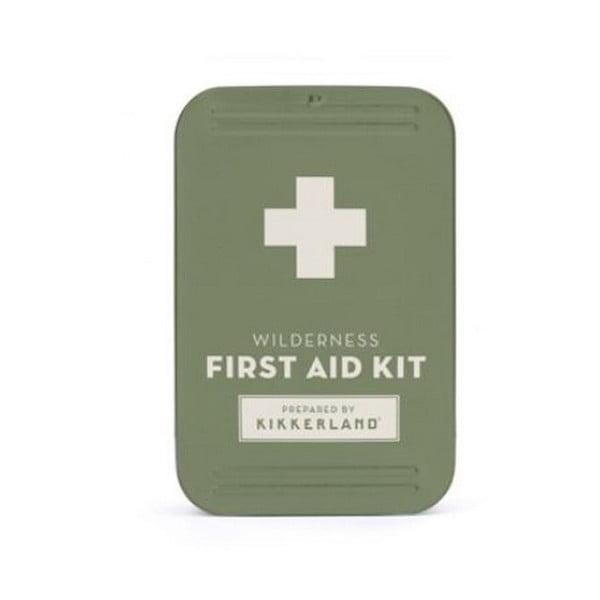Zelená škatuľka prvej pomoci Kikkerland