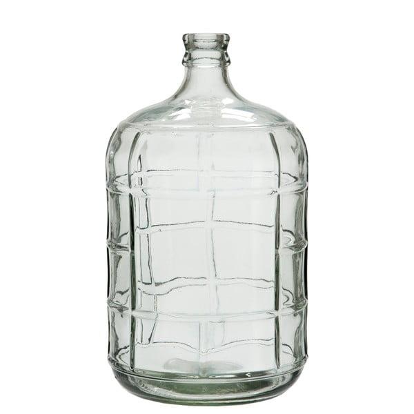 Skleněná váza Check, 42 cm