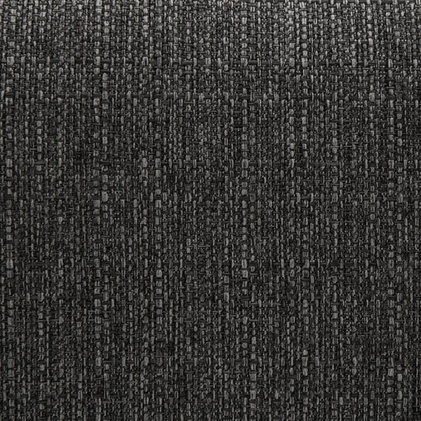 Antracitově šedá rohová pohovka s lenoškou na levé straně Vivonita Milton