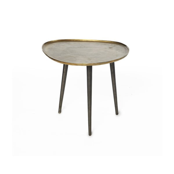 Pomp aranyszínű tárolóasztal - Simla
