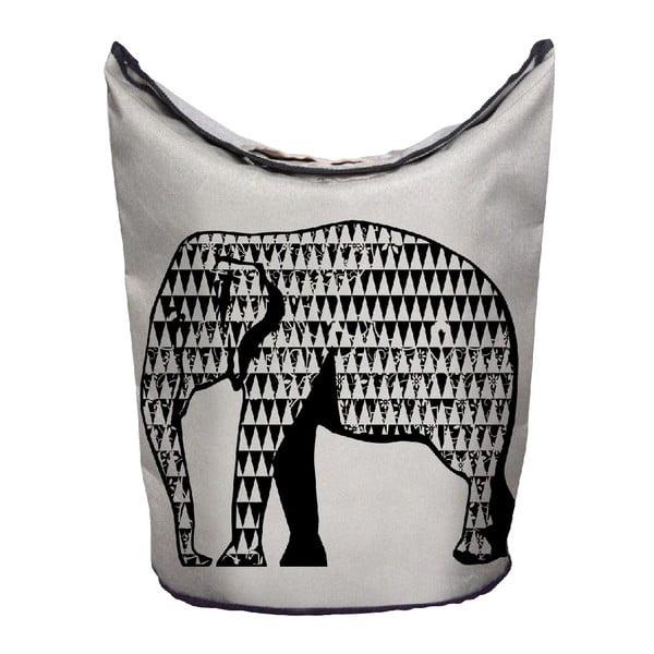 Koš na prádlo Butter Kings Big Elephant