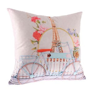 Polštář Eiffel Cushion, 45x45 cm