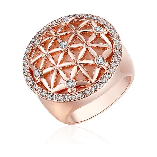 Prsten s krystaly Swarovski Lilly & Chloe Clarisse, vel. 50