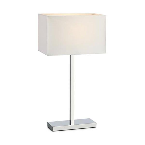 Bílá stolní lampa Markslöjd Savoy