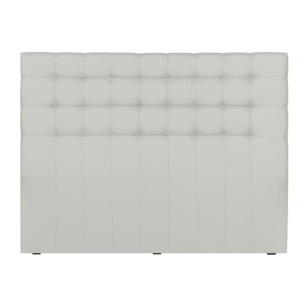 Bílé čelo postele Windsor & Co Sofas Deimos, 140 x 120 cm