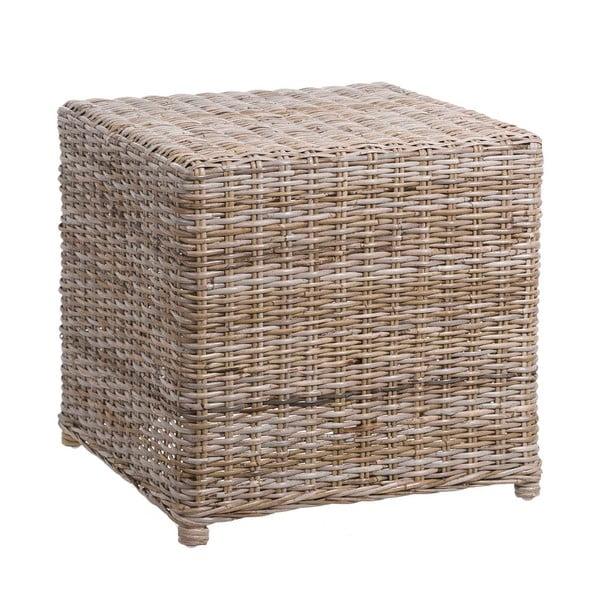 Ratanový odkládací stolek Tropicho