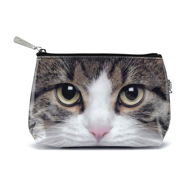 Malá kosmetická taška Tabby Cat