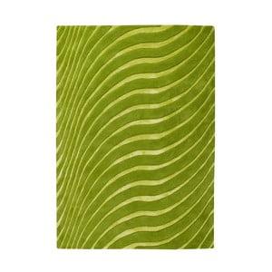Koberec Nadir 199 Green Lime, 140x200 cm
