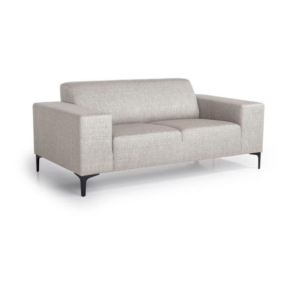 Canapea cu 2 locuri Softnord Diva, maro cafeniu