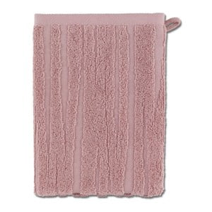Růžová žínka Kela Lindano, 15x21cm