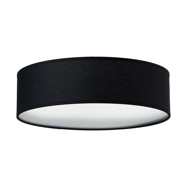 Černé stropní svítidlo Sotto Luce MIKA,⌀40cm