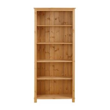 Bibliotecă din lemn masiv de pin Støraa Pinto de la Støraa