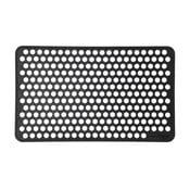 Gumová čistící rohožka Tica Copenhagen Dot, 45x75cm