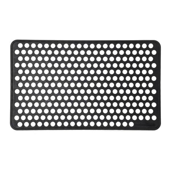 Gumová čistiaca rohožka Tica copenhagen Dot, 45×75 cm