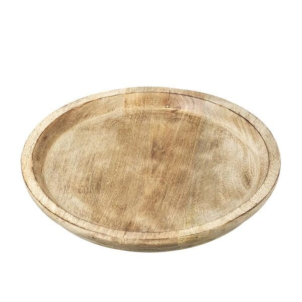 Dřevěný tác Tray, 30 cm