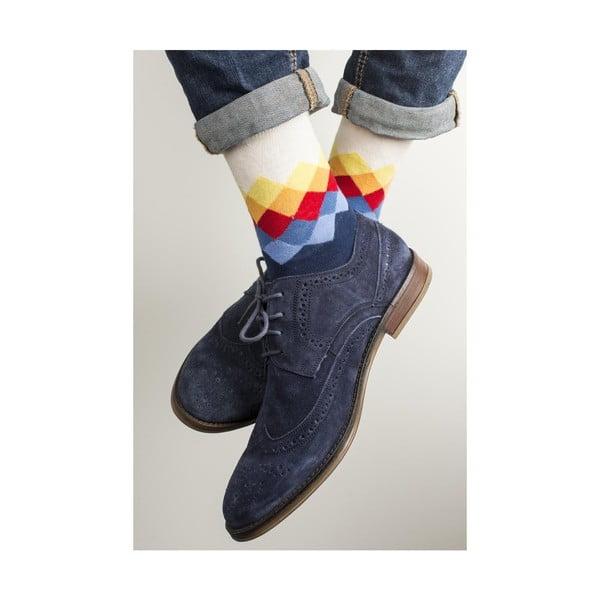 Dva páry ponožek Funky Steps Jazz, univerzální velikost