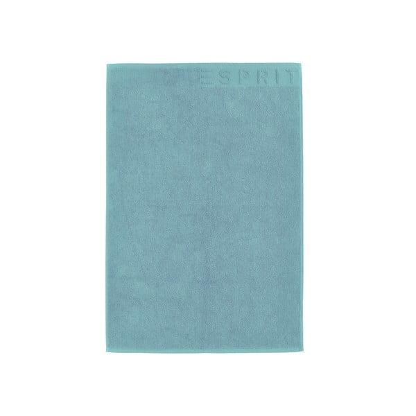 Koupelnová předložka Esprit Solid 60x90 cm, modrá
