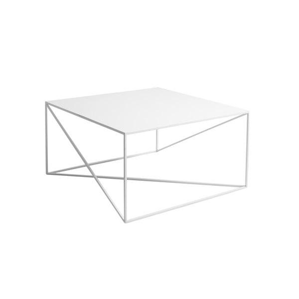 Bílý konferenční stolek Custom Form Memo, šířka80cm