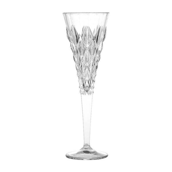 Sklenička na šampaňské Brandani Crystals