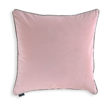 Față de pernă roz WeLoveBeds Rose Quarz, 60 x 60 cm de la WeLoveBeds