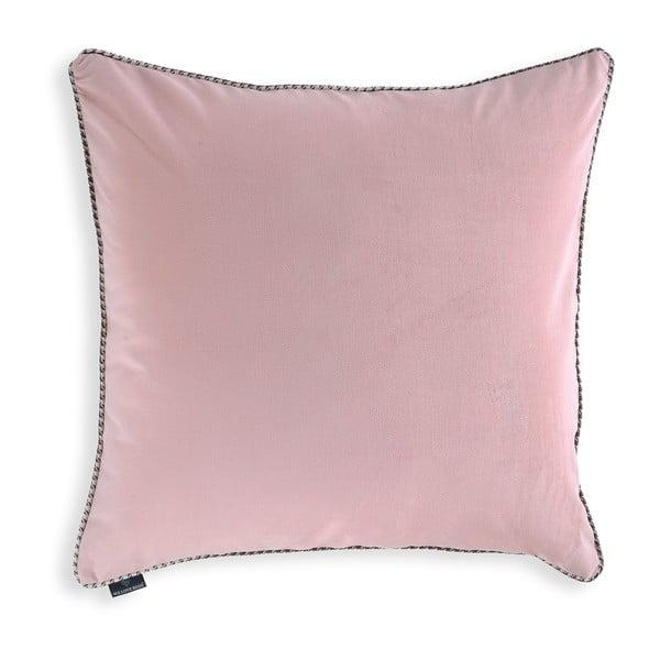 Față de pernă roz WeLoveBeds Rose Quarz, 60 x 60 cm