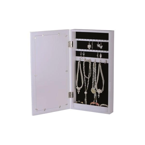 Šperkovnice s fotografií White Elegance, 56x30 cm