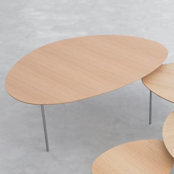 Konferenční stolek Eclipse Extra Large, dub
