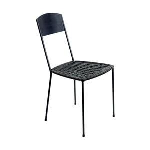Židle Gewen, černá